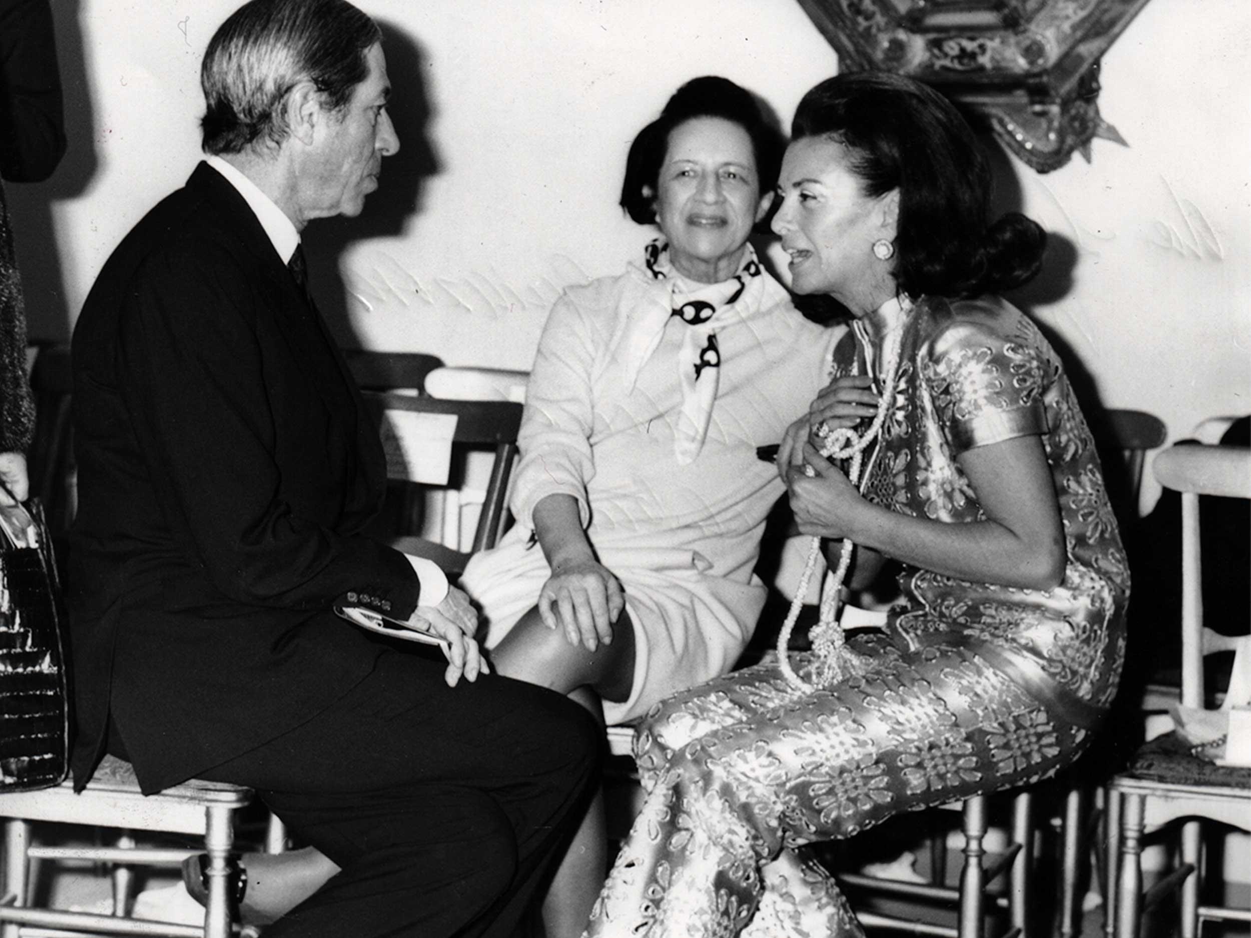 Sergio Zambon reinvigorates the 'power pyjama,' a favorite of Jacqueline Kennedy and Diana Vreeland