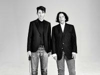 The portrait sitting with Fran Lebowitz