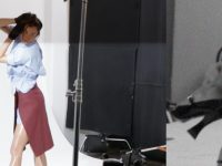 An inside look at Document's S/S 2015 cover shoot with Collier Schorr