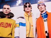 A Wanted Gleam: Backstage Milan Fashion Week Men's Autumn/Winter 2017