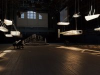 """Revisiting """"H {N)Y P N(Y} OSIS"""" by Philippe Parreno at the Armory"""