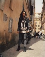Meet the women of Rome's first all-female motorcycle club
