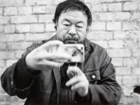 A closer look at Ai Weiwei's selfie with the leader of Germany's anti-immigrant party
