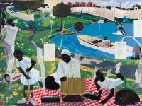African-American artists shatter art world expectations at auction