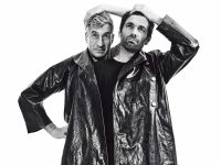 Massimo Giorgetti and Maurizio Cattelan look back at who they once were