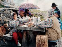 The Missoni family invites you to enjoy their gnocchi verdi