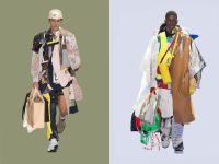 Fashion as fantasy: Julian Louie figured out how to wear an entire collection at once