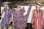 The Milan Fashion Week report: polka dots, stripes and 50 shades of brown
