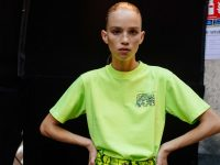 8 global track and field stars walked on Virgil Abloh's Off-White SS19 runway