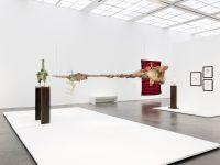 Enrico David explores the human condition through shape and form