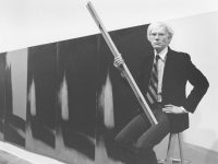 """New York sees Andy Warhol's """"Shadows"""" for the first time since 1998"""