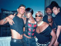 Liz Johnson Artur captures black love and non-binary nightlife in London