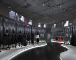 Designing a set fit for Dior