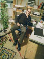 Studio visit: Eddie Martinez whites out his work inside his Bushwick space