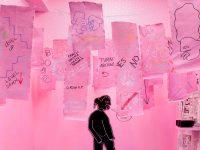 Corey Wash's art is an etiquette class for abject millennials