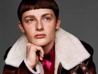 Kris Van Assche is luxury menswear's hopeful romantic