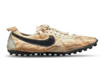 Nike's legendary 1972 'Moon Shoes' just sold for $437,500