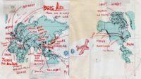 Hideki Seo unpacks his fantastical cartoon fashion drawings