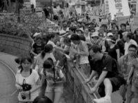 Pro-democracy Hong Kong protesters speak out about sexual harassment