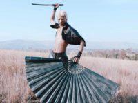Kristin-Lee Moolman imagines a mystical world with Bottega Veneta