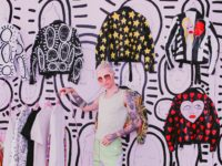 Heaven and hell collide at Patrick Church's colorful pop up store