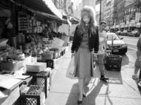 A retro stroll through Lower Manhattan, by Grace Coddington and Inez & Vinoodh