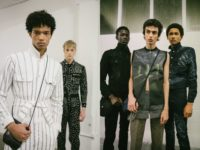 Stefan Cooke meets the 2020s with studded Lee's denim and fresh takes on British posh