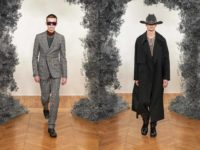 At Givenchy, drifters, grifters, and urban cowboys are poised for an elegant comeback