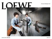 Watch Live: Loewe Men's Fall/Winter 2020 from Paris