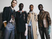 Dior goes blizkrieg with an ornate homage to British style icon Judy Blame