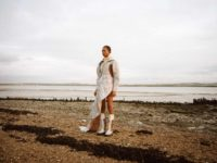 Kitty Garratt is crafting luxurious knitwear for a 21st century Joan of Arc