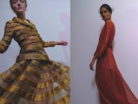 Dior Couture's fiercely powerful 'female divine'
