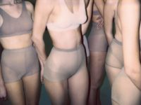 Vanessa Beecroft stages an elaborate human tableau