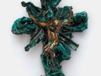Lucio Fontana's 'hot lava' ceramics, through the eyes of Sterling Ruby