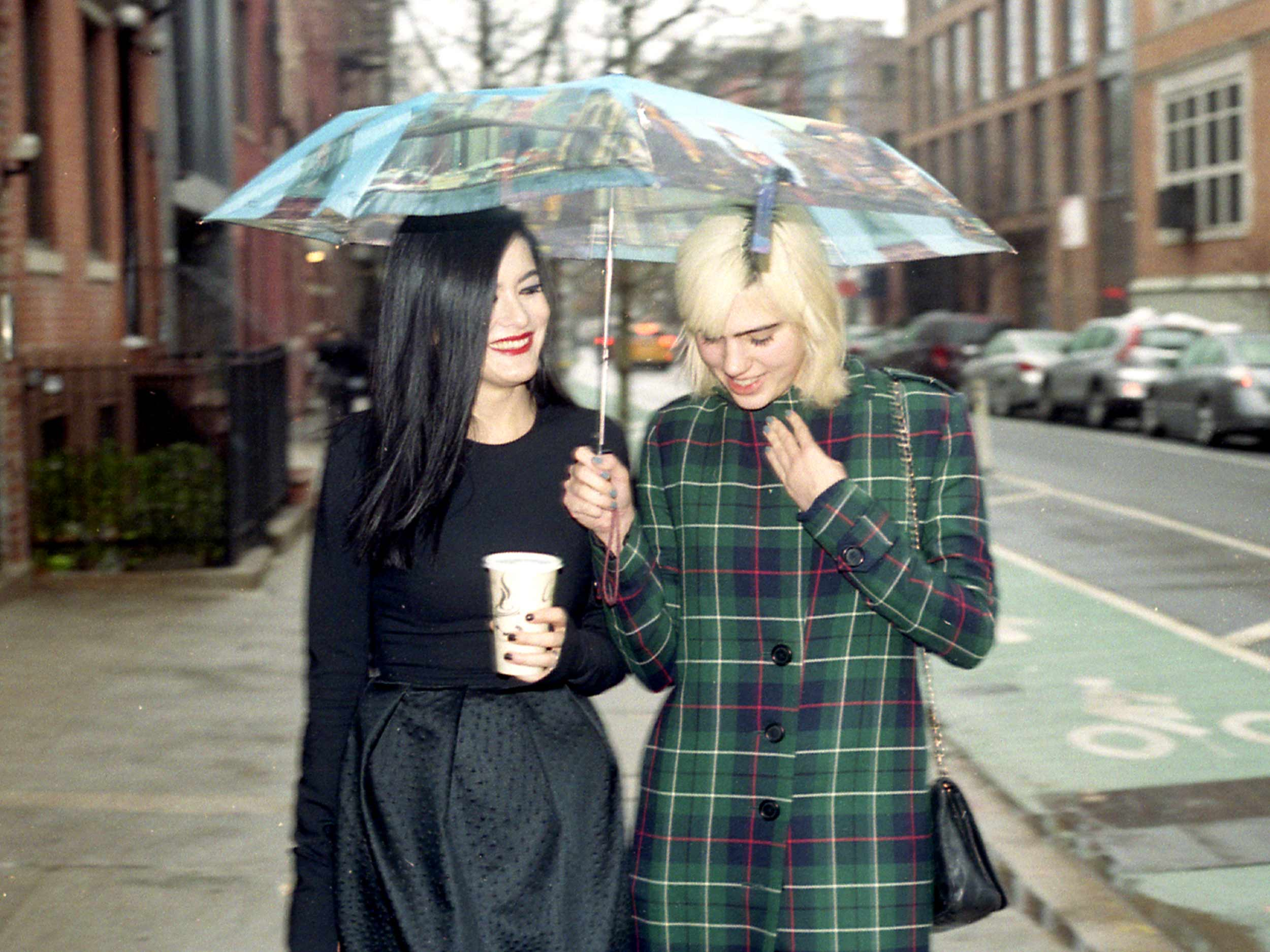 Savile Row tailoring for a New York nightclub: why downtown's coolest girls all love DUNCAN