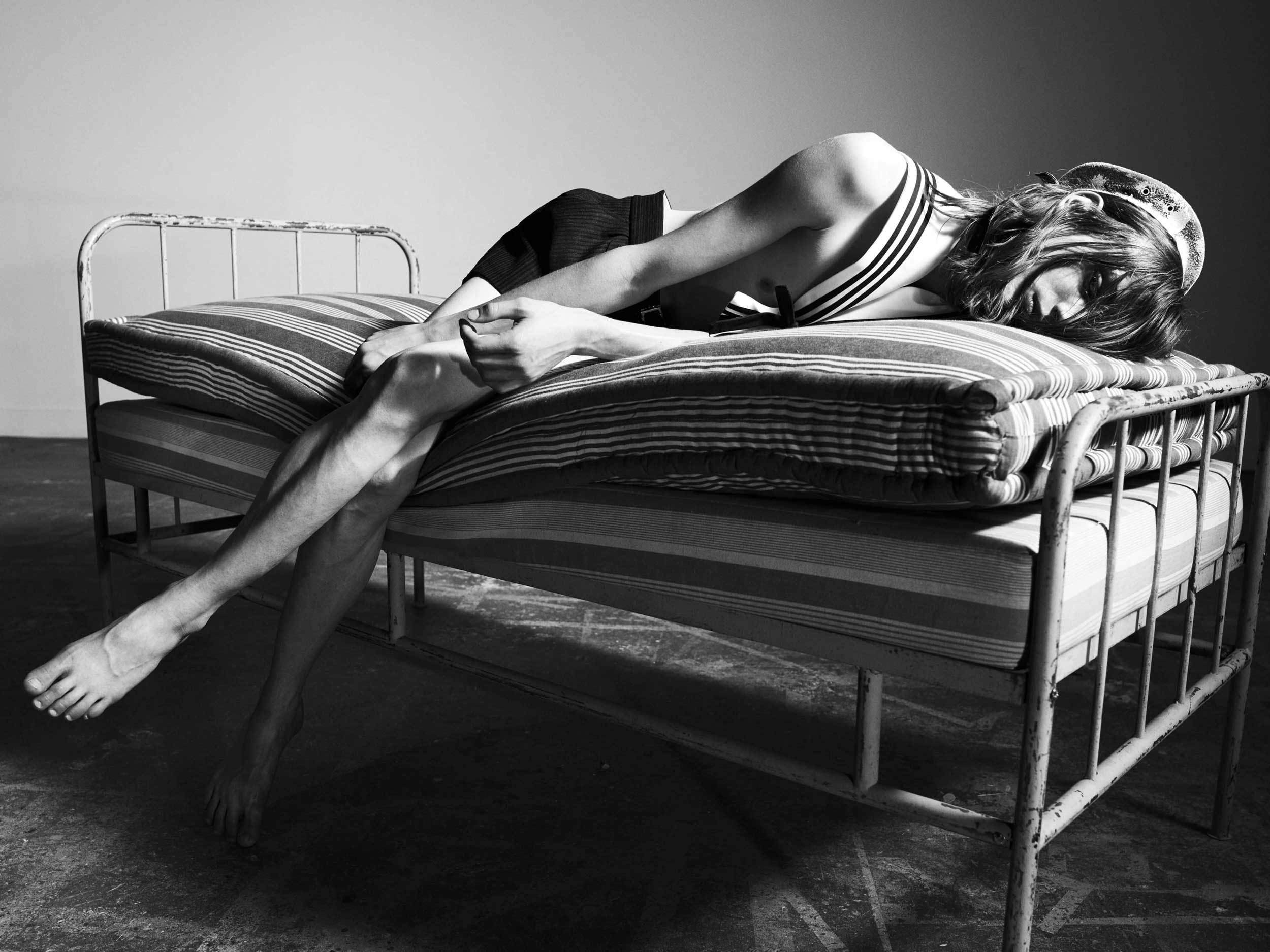 Willy Vanderperre and Olivier Rizzo's otherworldly ode to Maison Margiela