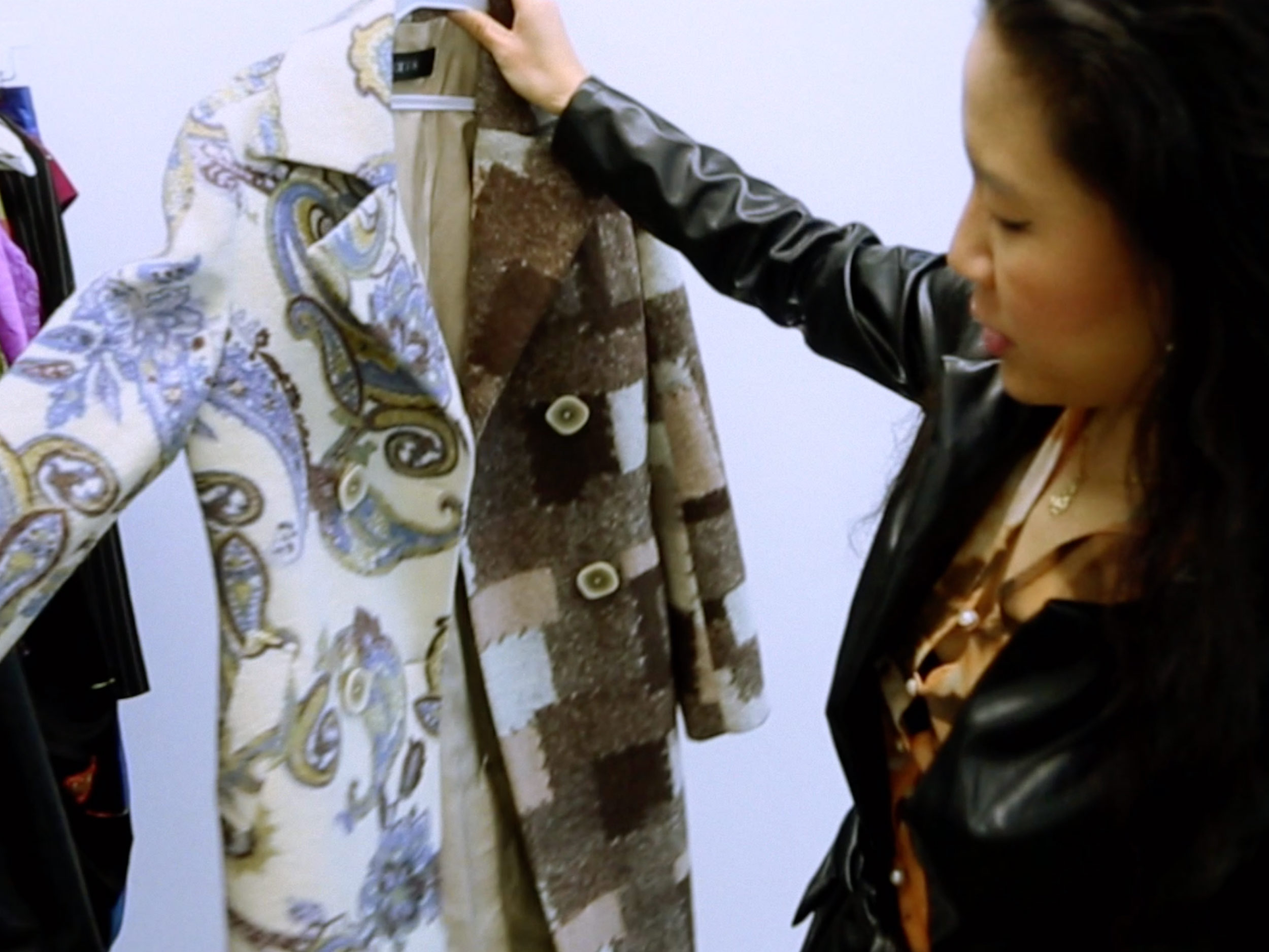 Behind-the-scenes with Kim Shui, the 'woman designing sexy for women'