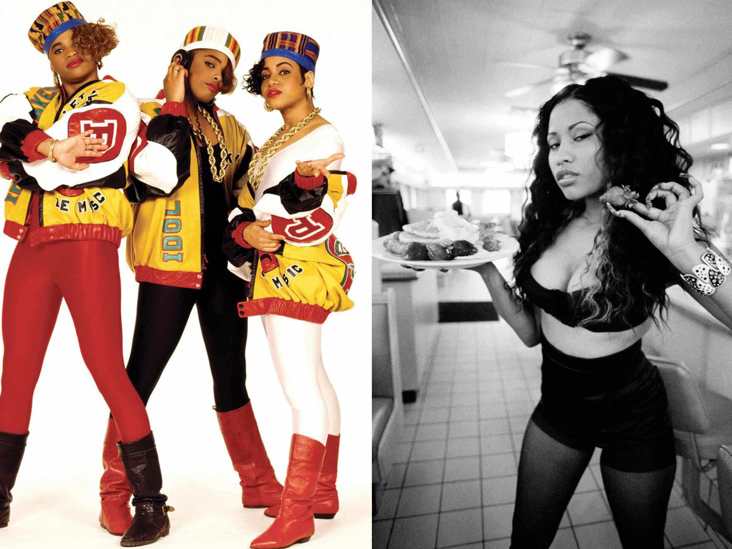 'The music united us': 45 years of hip hop, told by the women who shaped the phenomenon