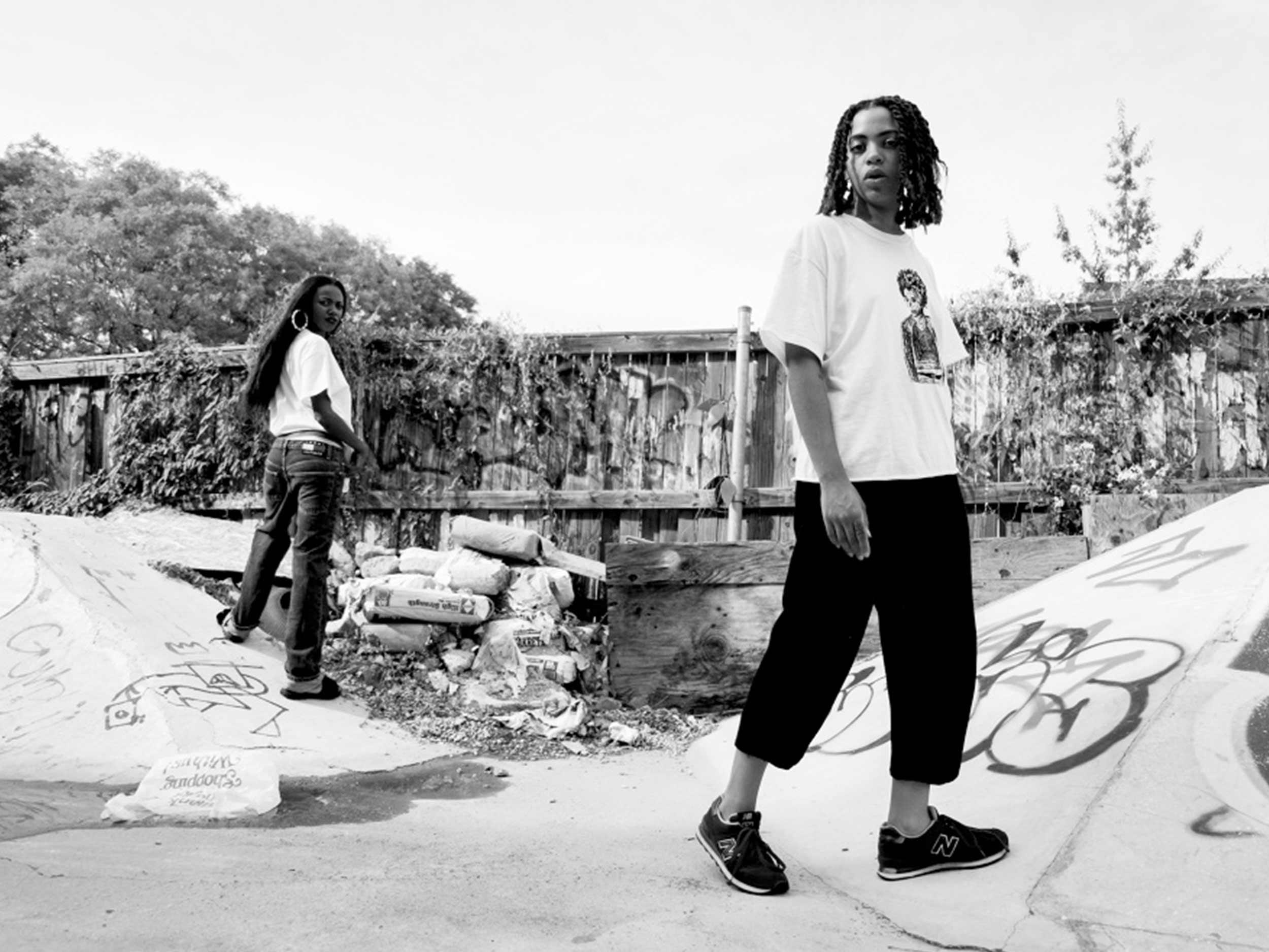 Home-grown and anti-establishment, Baltimore's creative scene is a beacon of hope