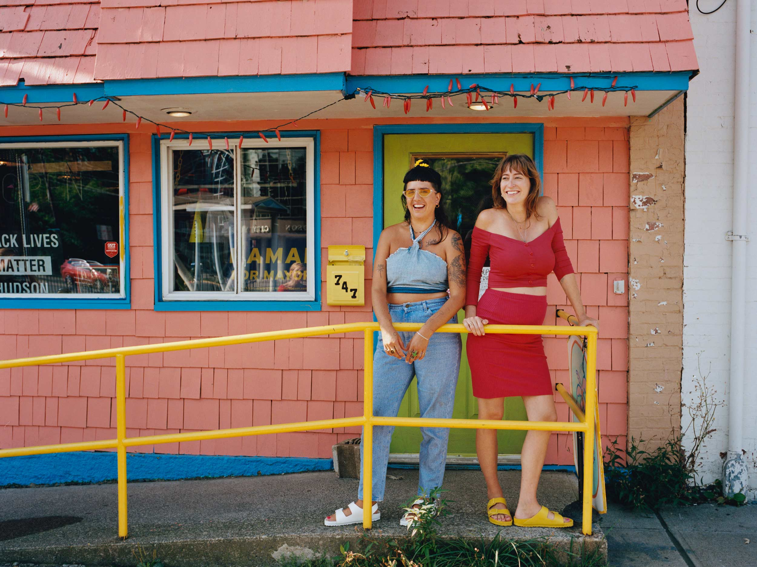 Lil' Deb's Oasis brings 'the spirit of matriarchy' to Upstate New York