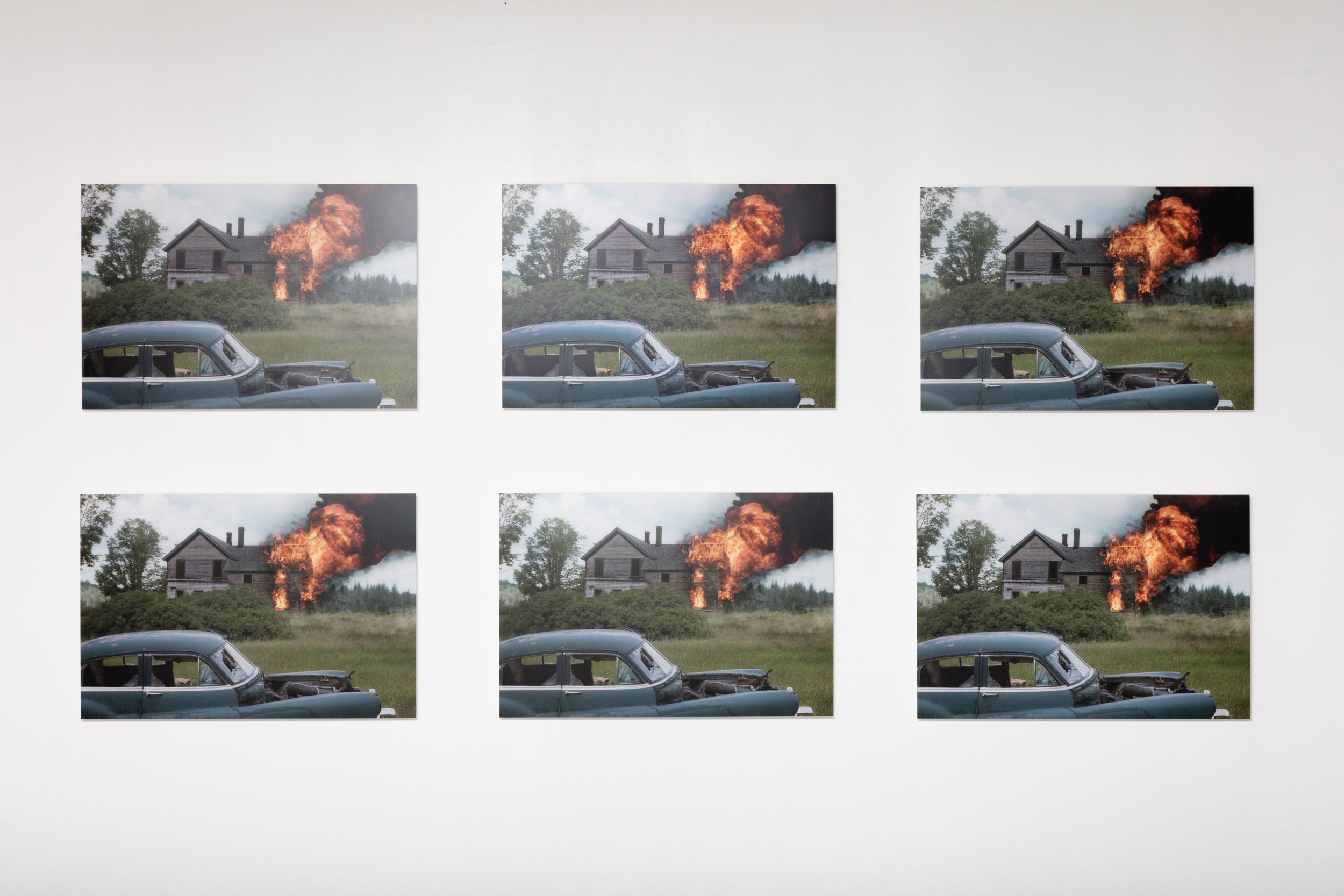 Sam Fayed's absurdist deep-fakes turn estate photography into art