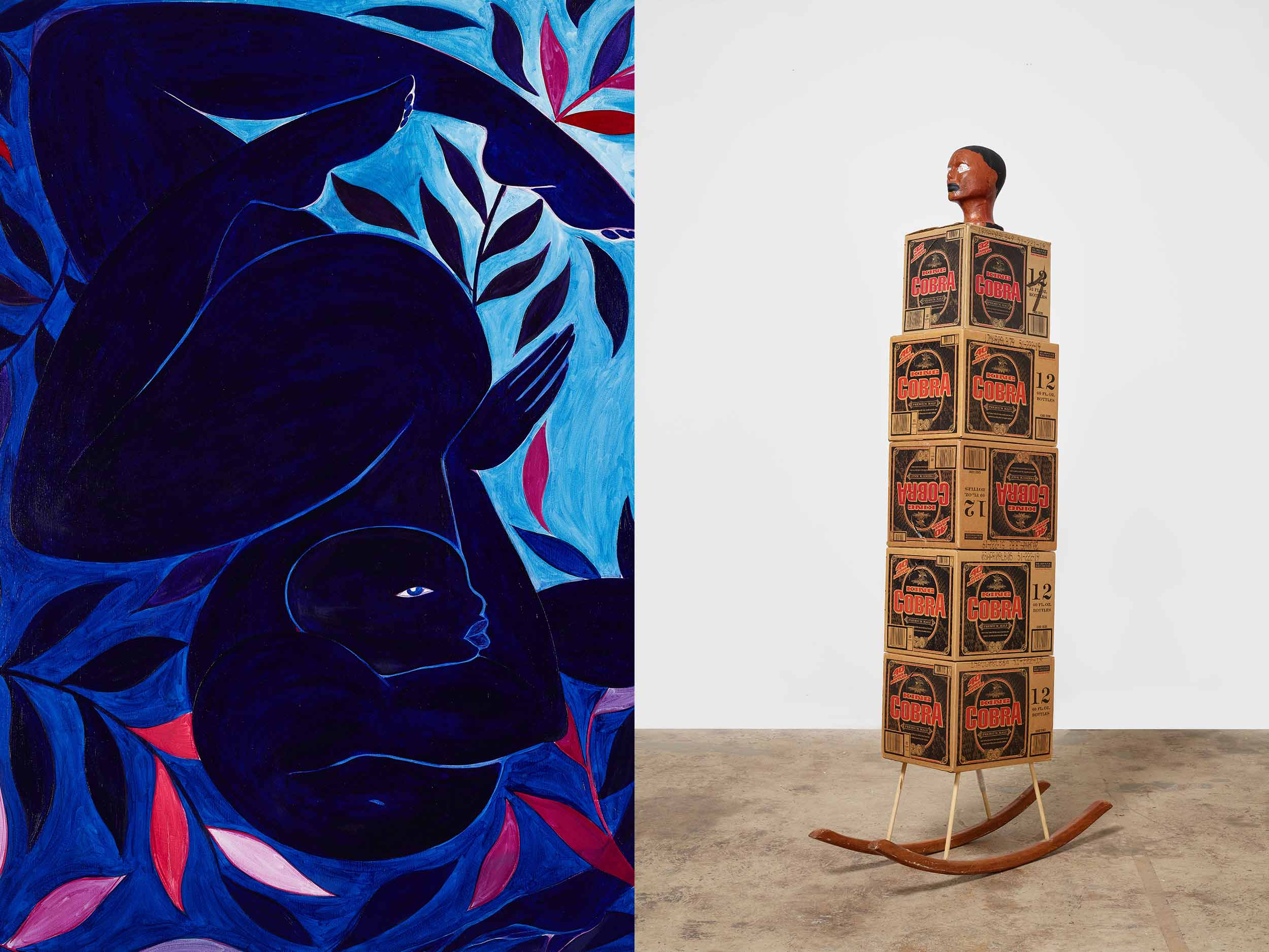 'Young, Gifted and Black' spotlights the multitude of black artists defining the contemporary art scene