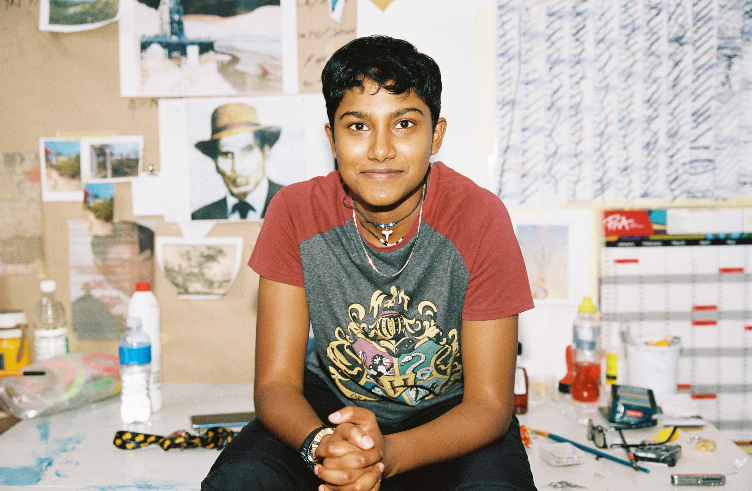 Meet the radical Desi artists of South Africa's Kutti Collective