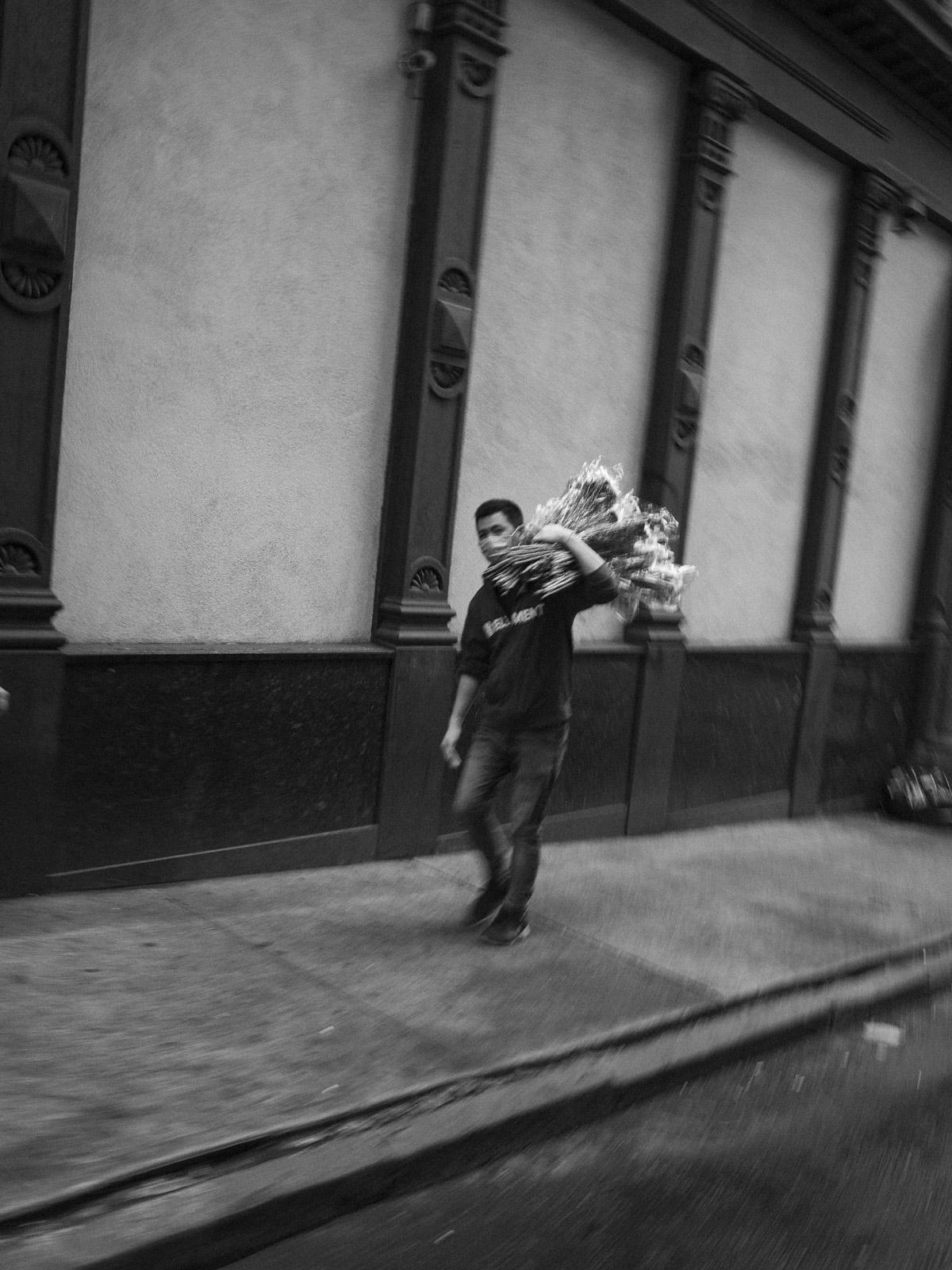 Joshua Olley captures the eerie reality of Manhattan under lockdown