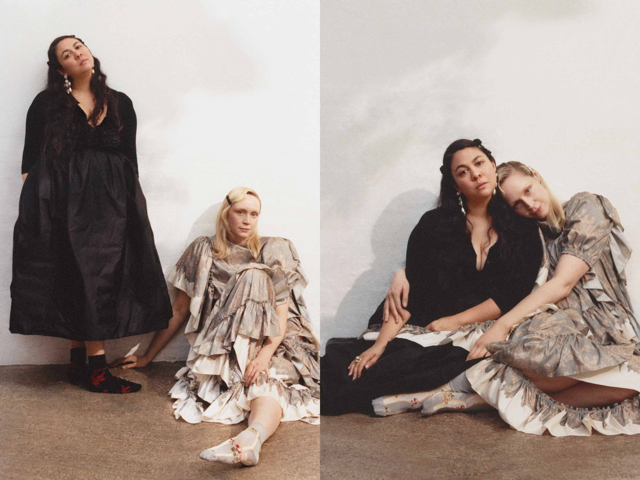 Simone Rocha and Gwendoline Christie discuss the provocative power of brutal femininity