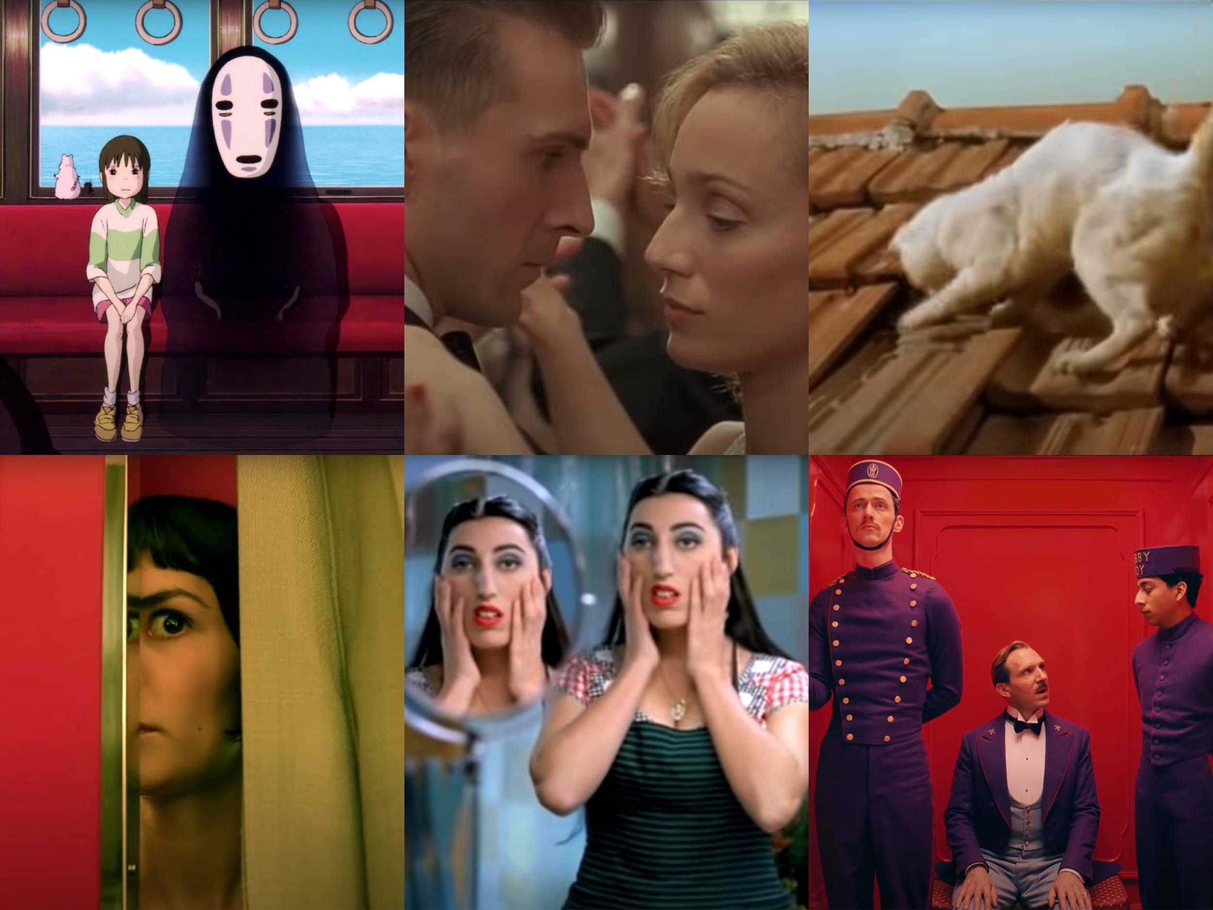 Belgian designer Christian Wijnants revisits his favorite films during lockdown