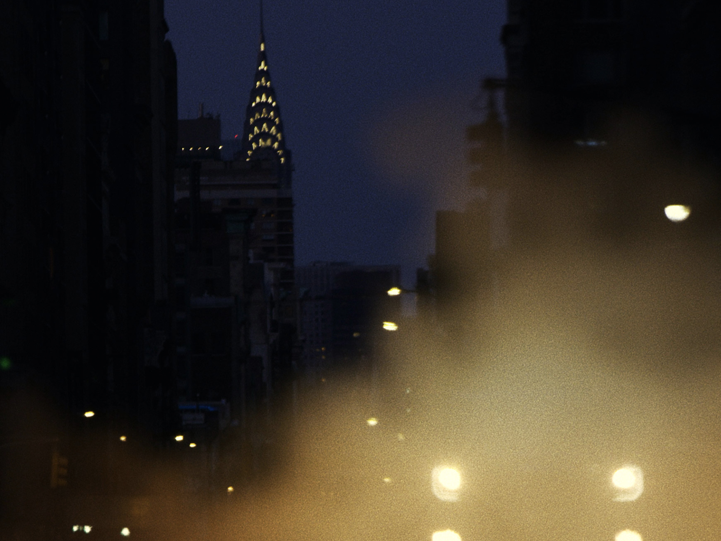 As the city begins to reopen, a tribute to New Yorkers' inimitable resilience