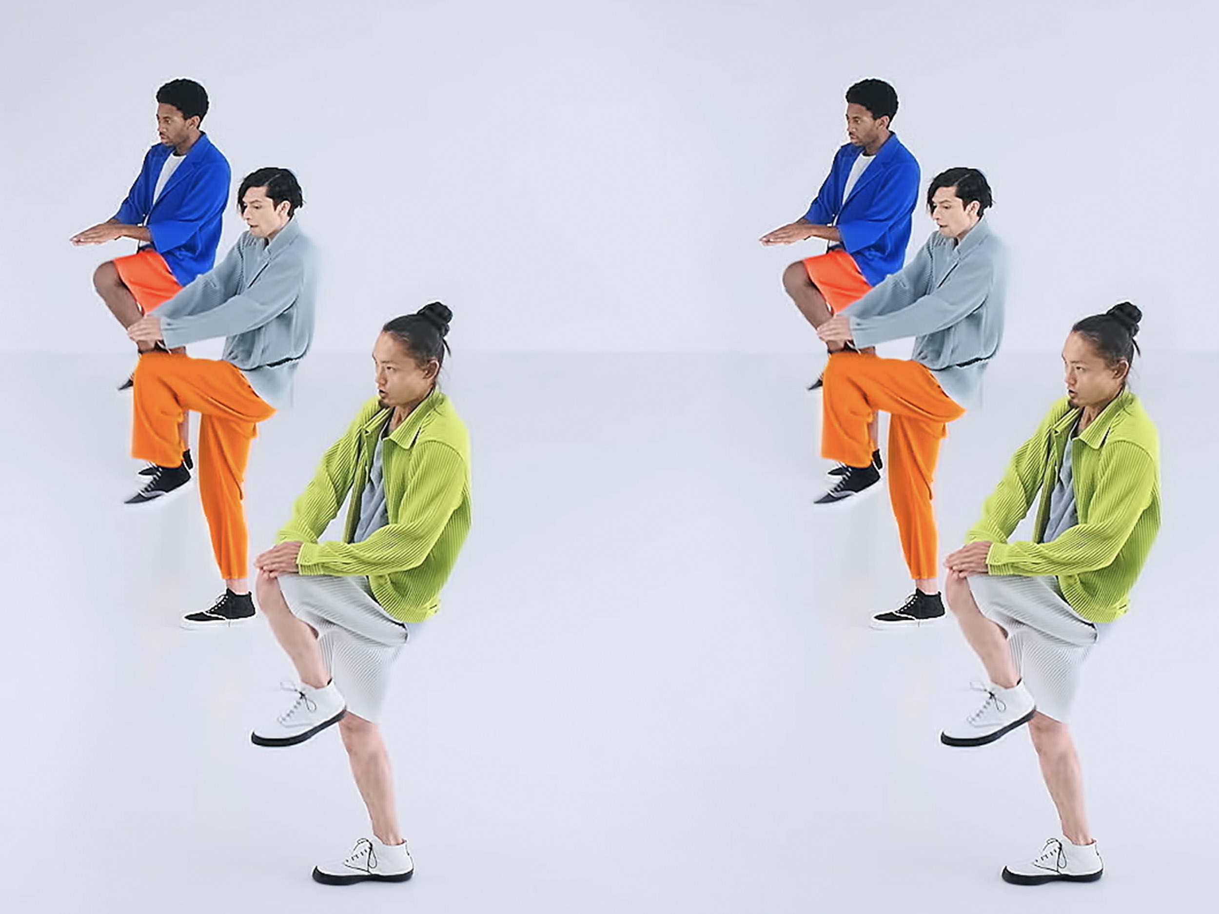 Homme Plissé Issey Miyake's newest collection is a declaration of self-renewal