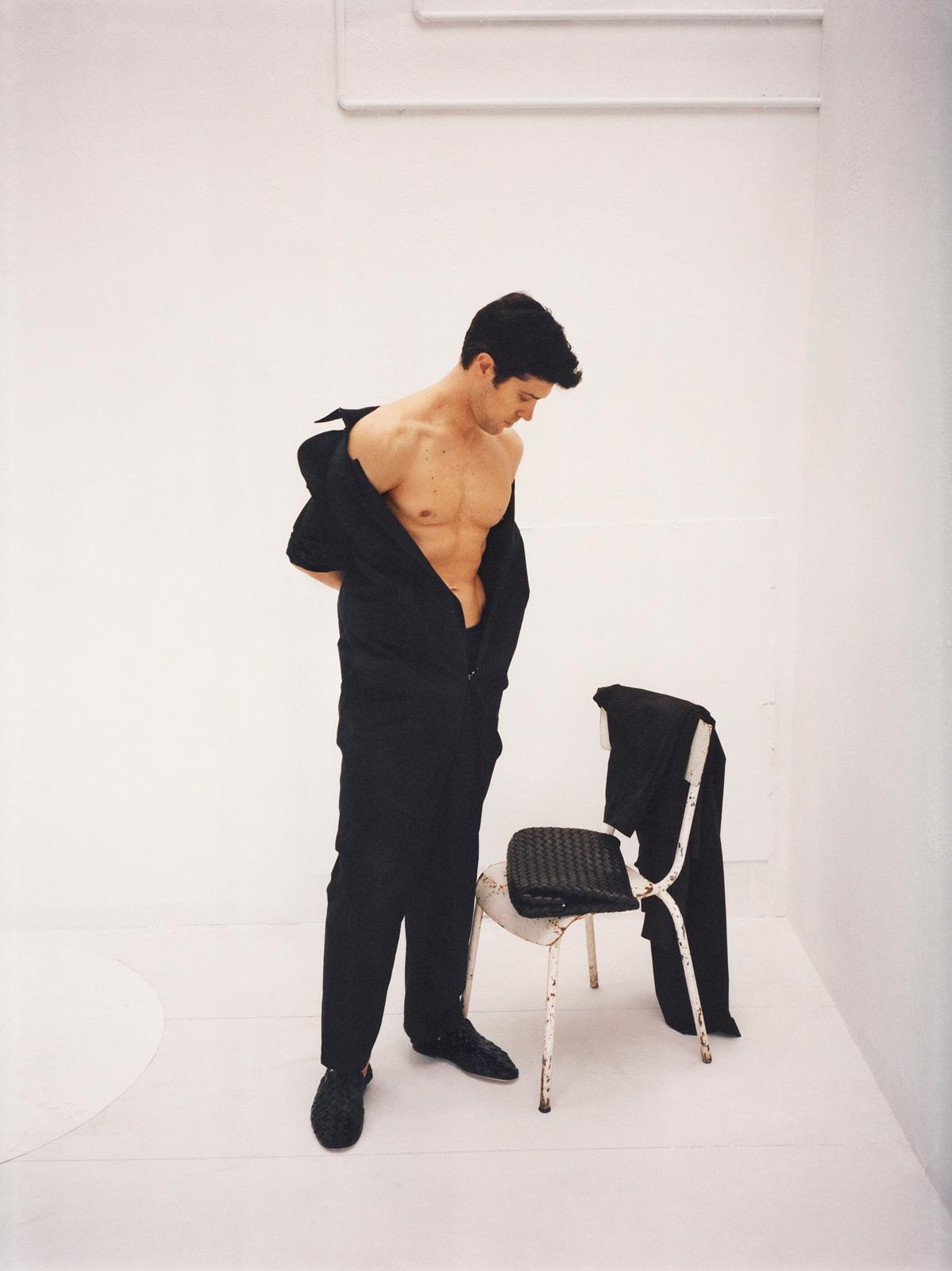 Bottega Veneta's new short film celebrates a diverse, expansive reinvention of masculinity