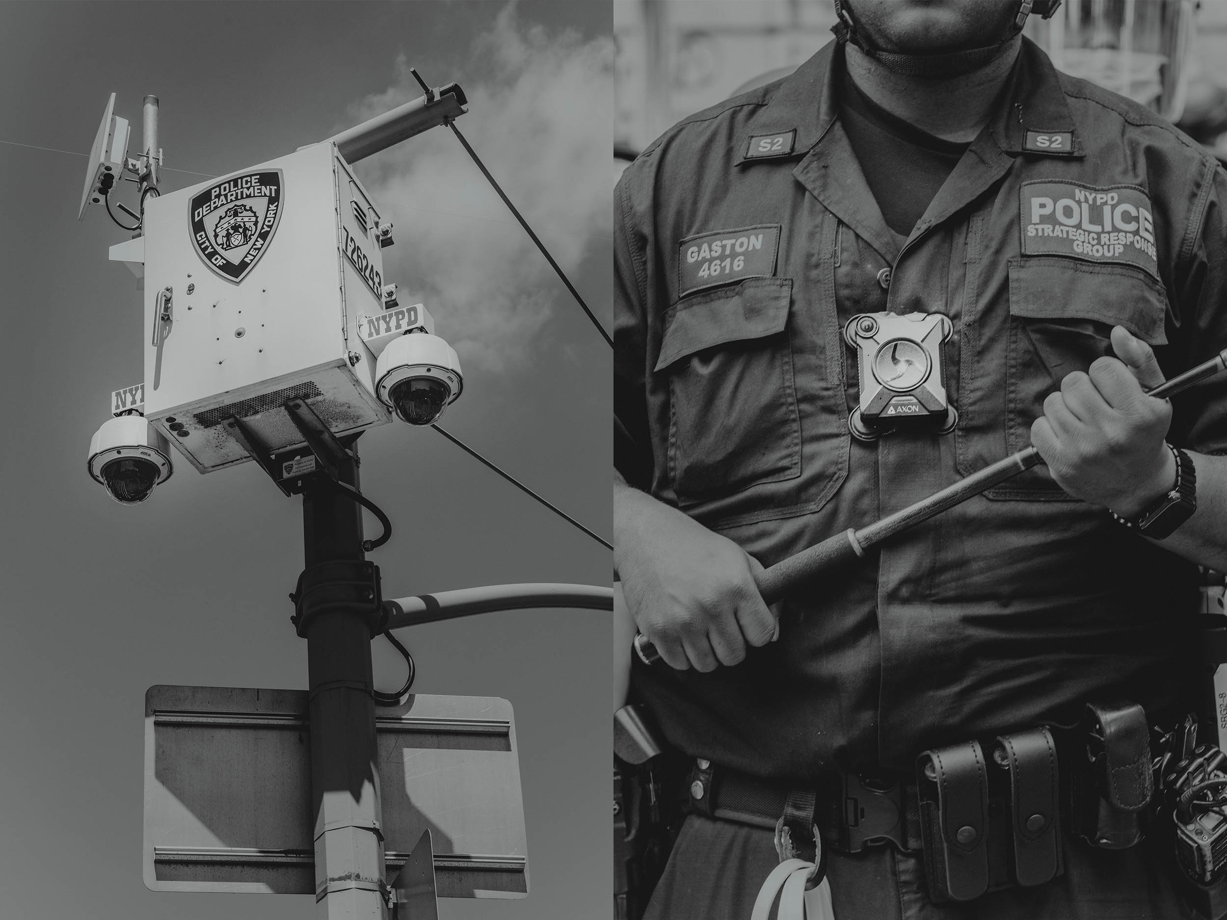 A new law seeks to expose the NYPD's secret surveillance technology